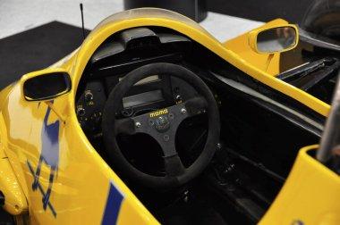 Senna's Lotus Honda 99T