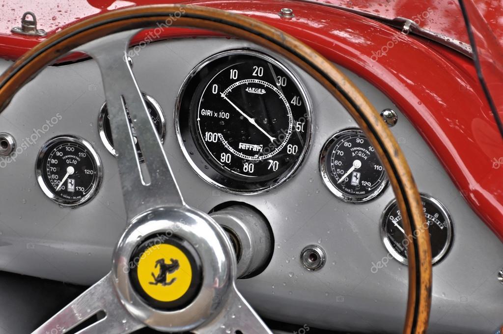 Vintage Ferrari Dashboard Stock Editorial Photo C Dutourdumonde 19194881