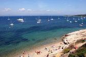 Fotografie Insel von Porquerolles Frankreich