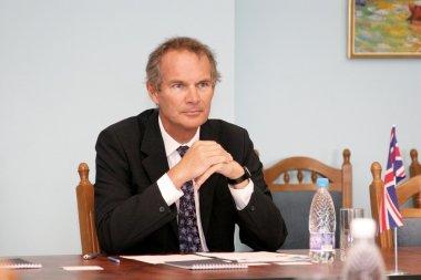 Odessa, Ukraine - September 13, 2010: Ambassador Extraordinary a