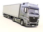 návěs nákladní automobil