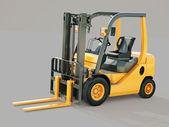 Photo Forklift truck