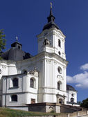 Photo Temple of the Virgin Mary in the town of Krtiny.