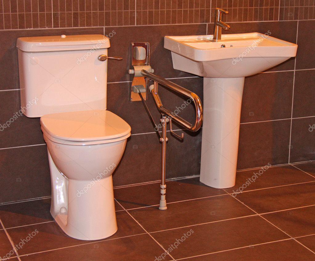 Display Bathroom. — Stock Photo © daseaford #19866885