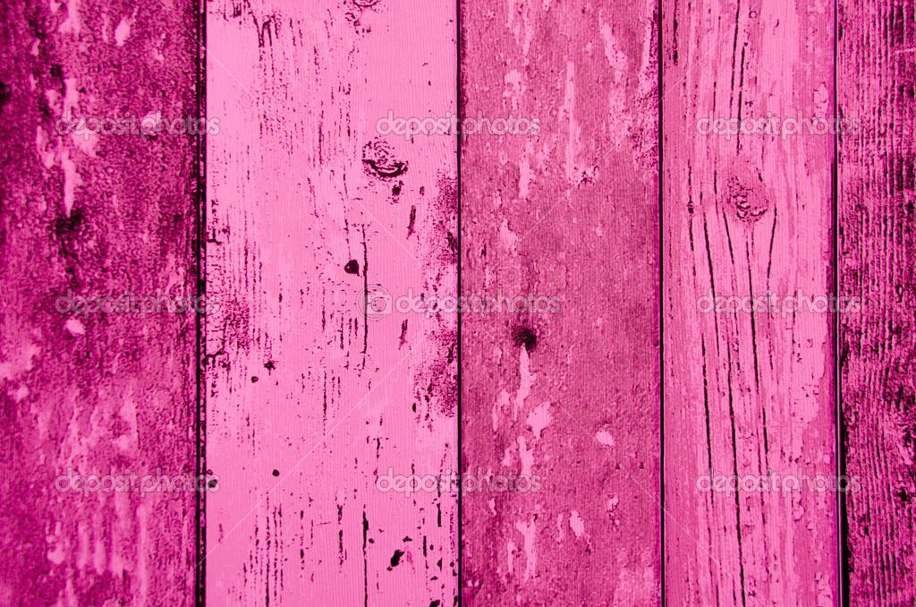 Texture de planche de bois de couleur rose fond photo - Planche de couleur ...