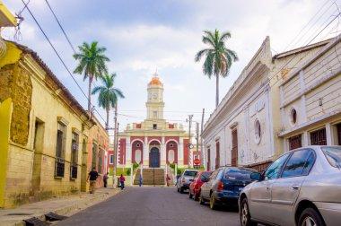 Santa Ana in El Salvador