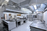 Photo Commercial kitchen
