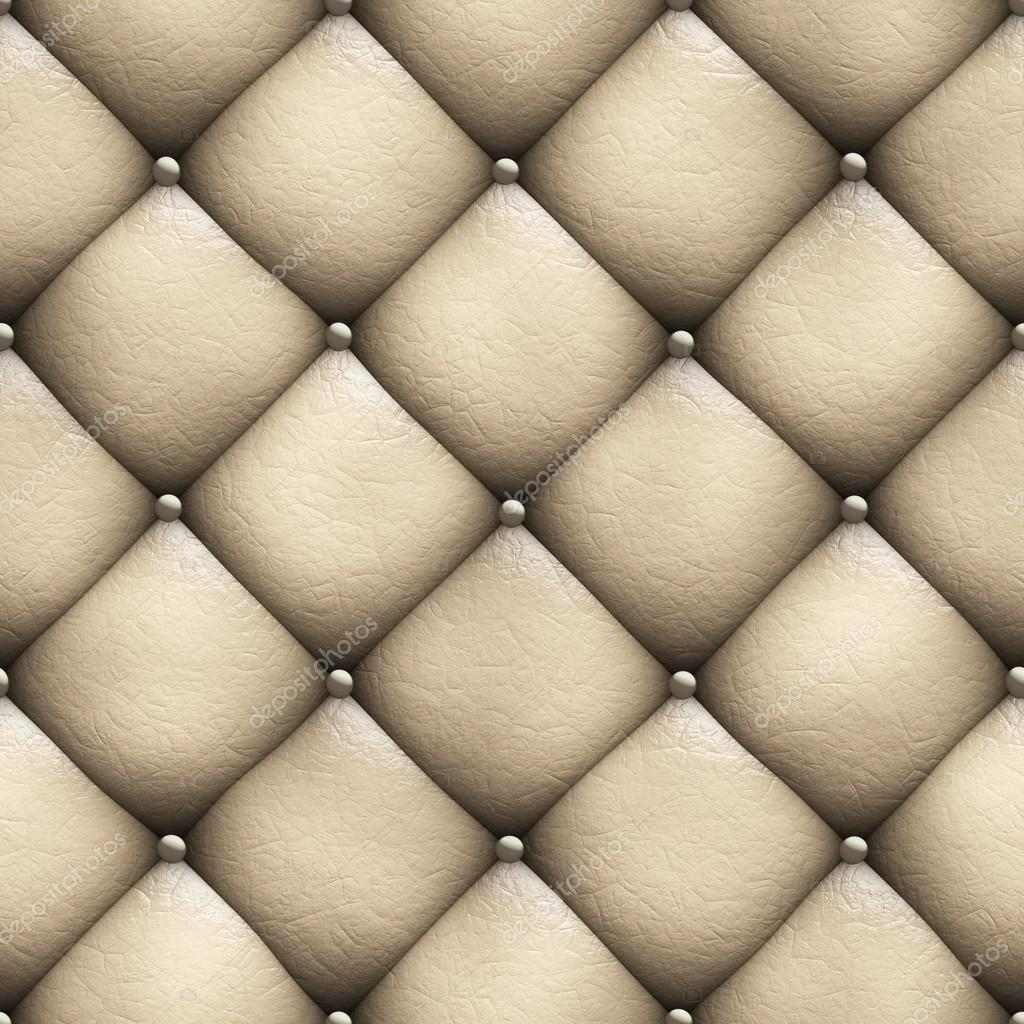 Seamless Texture Leather Upholstery Sofa Stock Photo