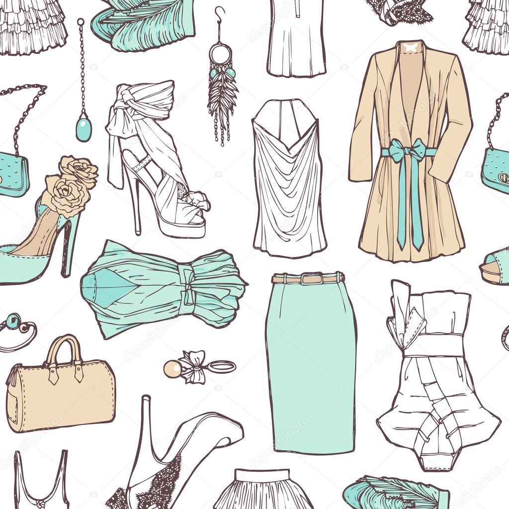 abbigliamento ROMA modello