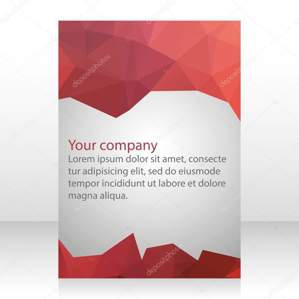 Ungewöhnlich Broschürenentwurfsvorlagen Bilder - Beispiel Business ...