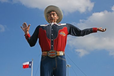 Big Tex of the State Fair of Texas