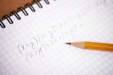 doing math