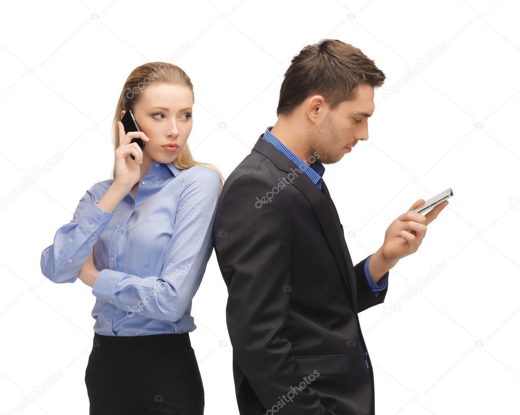 сотовых телефонов мужчин для фото