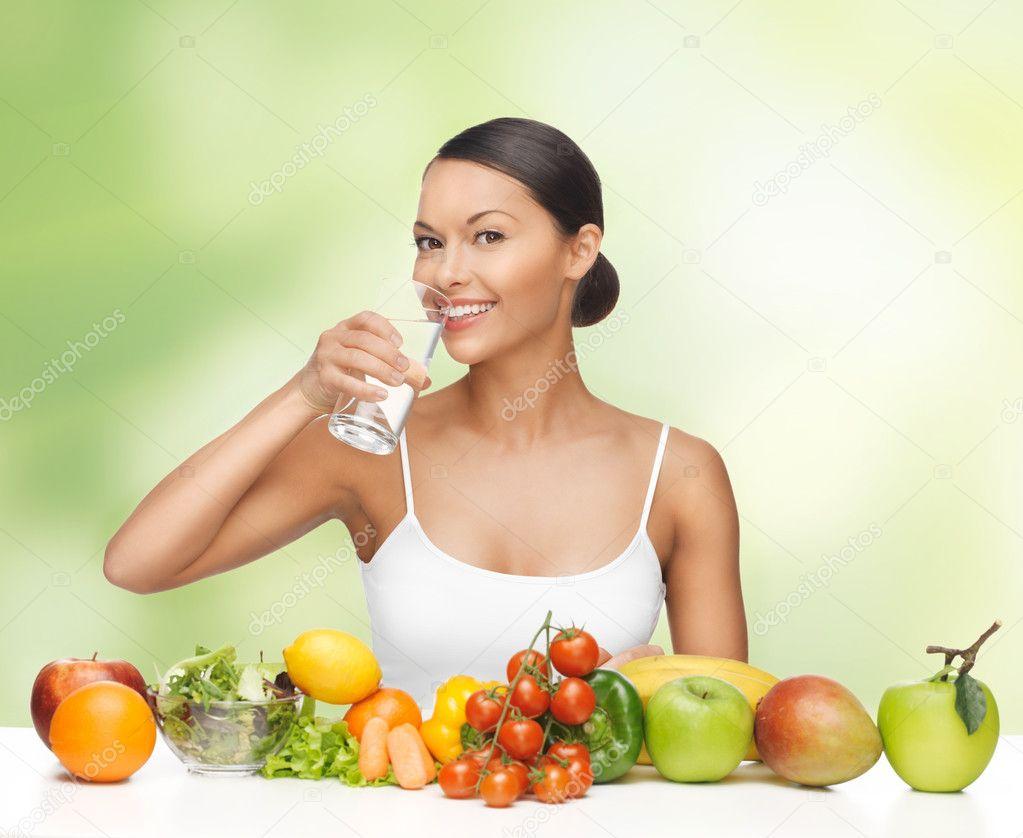 Когда и как пить воду чтобы похудеть: 7 правил по