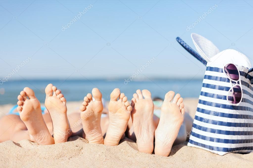 Consider, that Mujeres en la playa