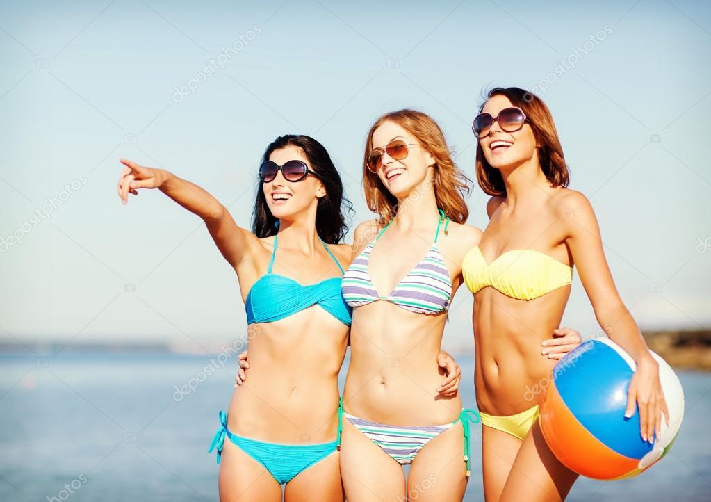 девушки фото пляжи