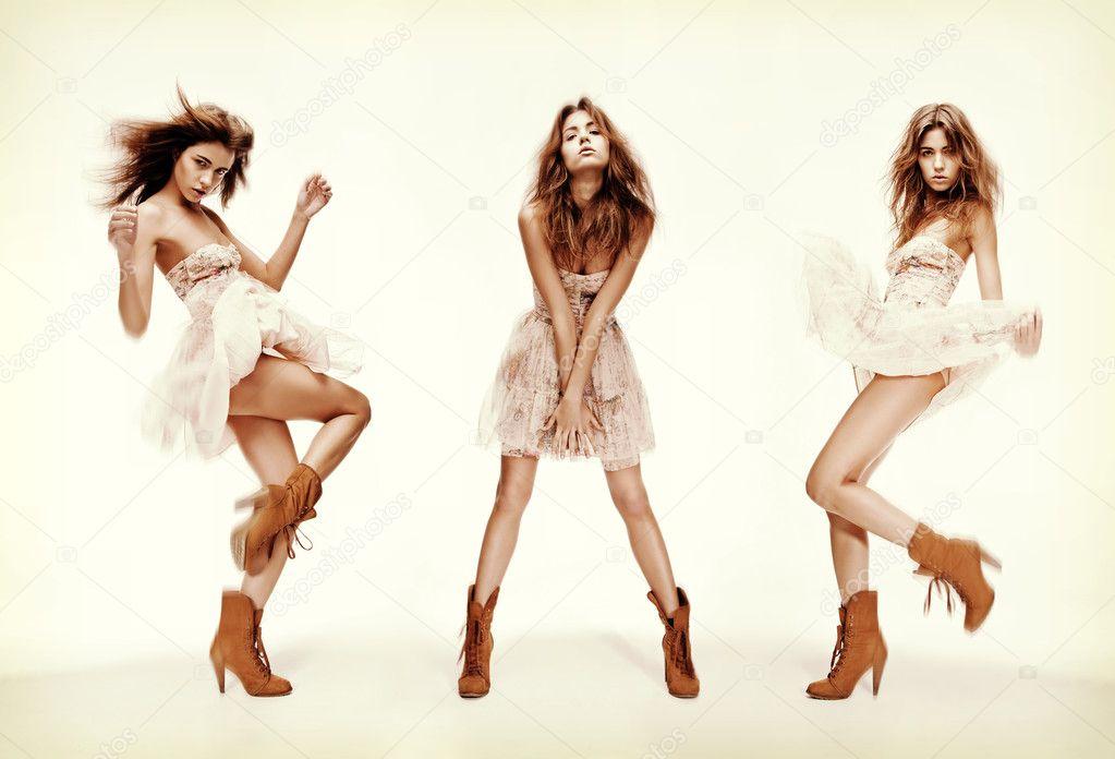 vikanymph.com фото моделей
