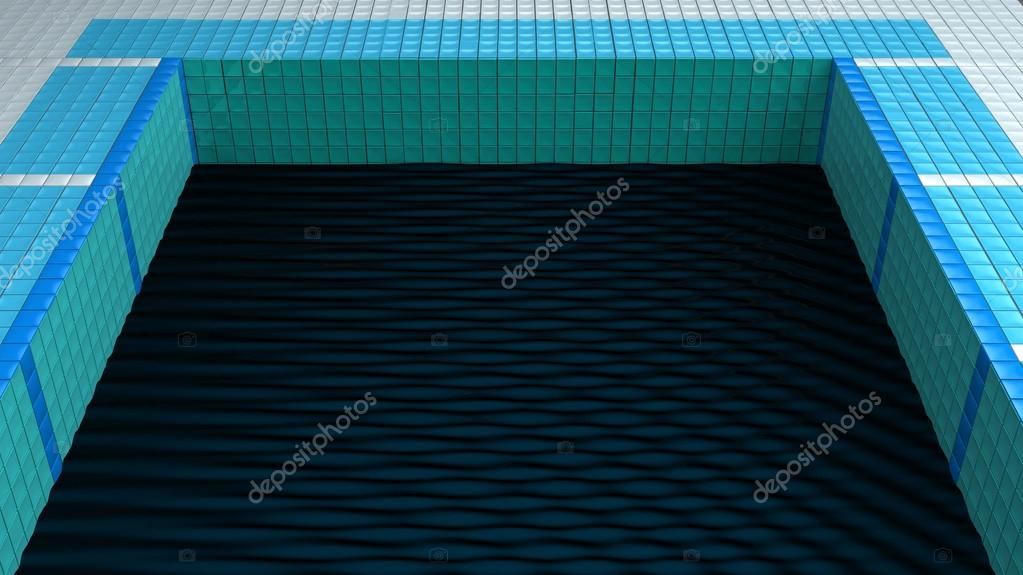 Piscina di acque nere u foto stock whitehoune