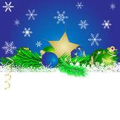 christmas star and balls 4