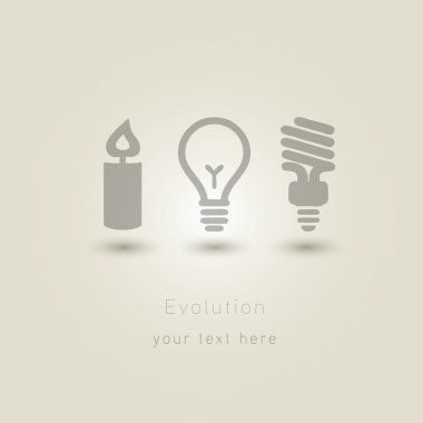 Evolution of lighting vector idea