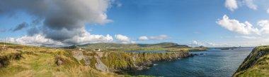 Coastline panorama of Iceland Valentia