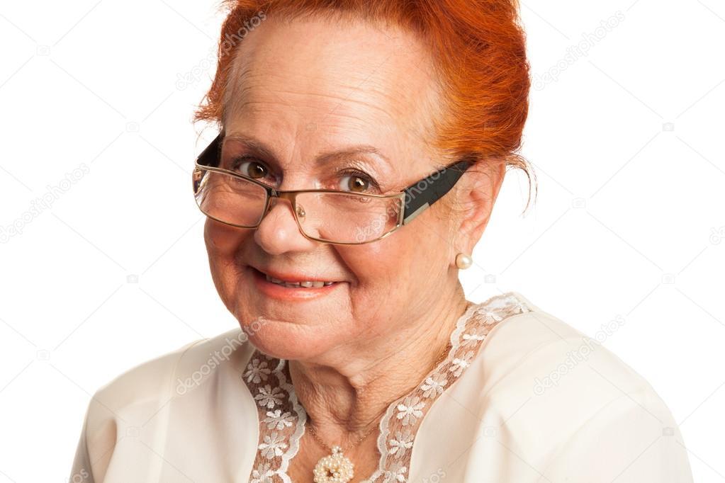 Пожилые жгучие женщины