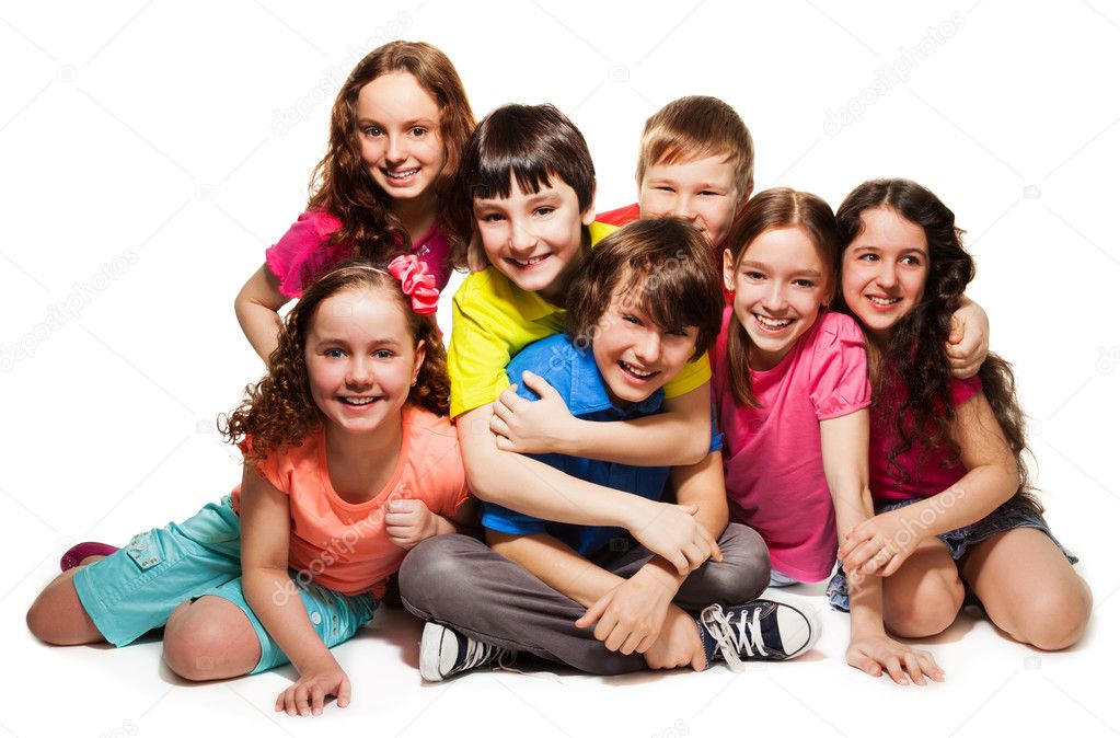 ᐈ Kids laughing stock images, Royalty Free children laughing photos |  download on Depositphotos®