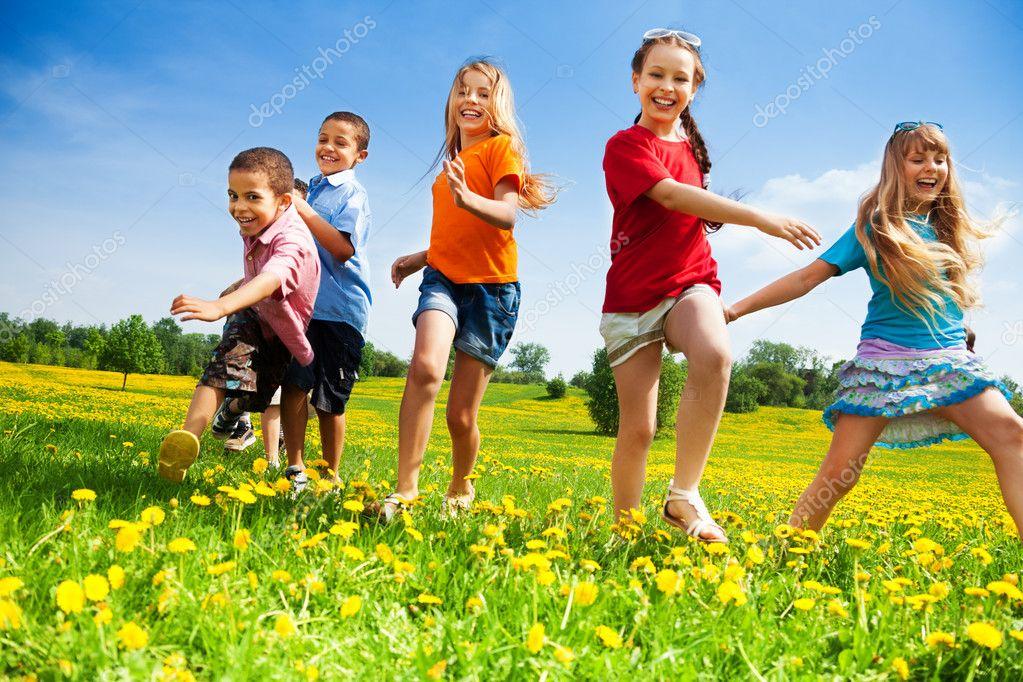 Fun in running