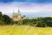 Fotografie hrad v slovaki