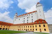 pohled na Bratislavský hrad
