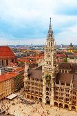 Zentrum von München