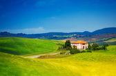 Fotografie Toskana Landschaft