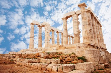 Greek Temple of Poseidon