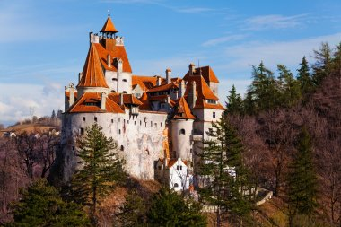 Bran Castle (Dracula castle)