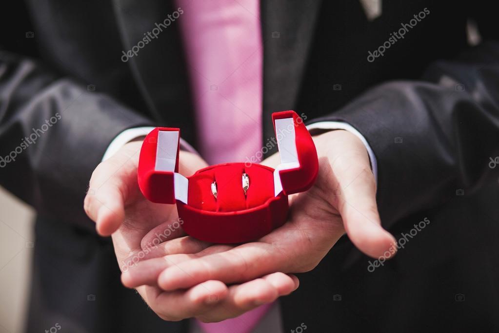 anillos de boda de oro — Foto de stock © prg0383 #31470593