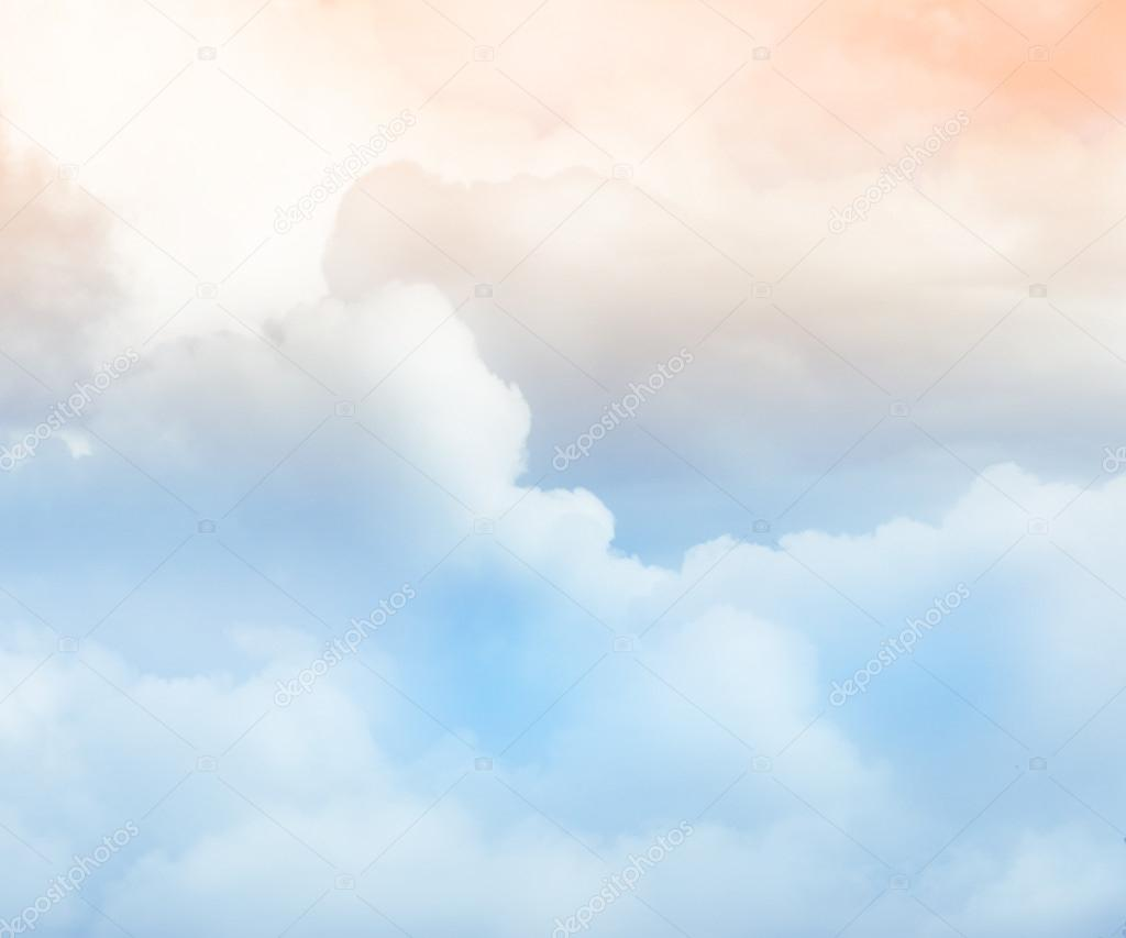 Сloud background