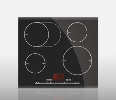 Kitchen - Induction hob