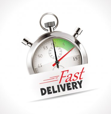 Stopwatch - Fast delivery