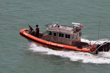 U.S.Coast Guard Patrol Boat