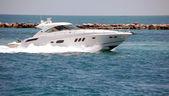Fotografia barca da pesca sportiva