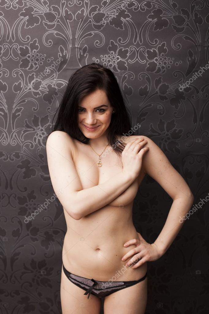 Sexy perfekte Brüste
