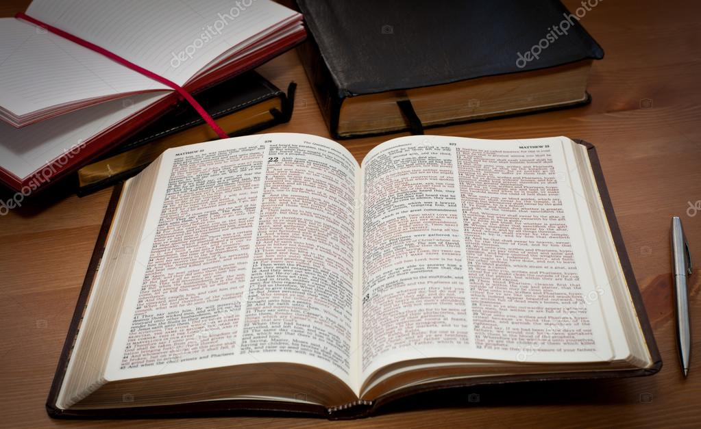 Imágenes: La Biblia Abierta