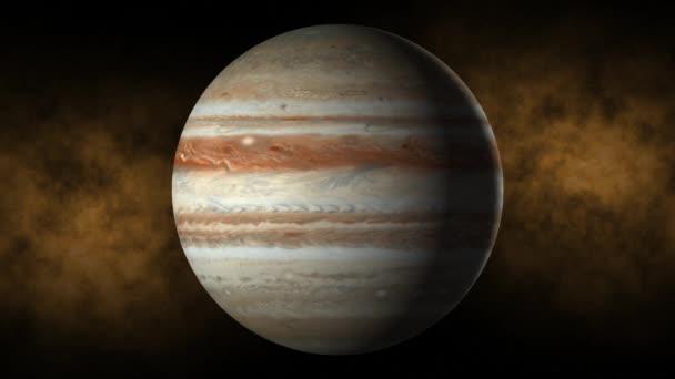 planeta jupiter prostor, hvězdy