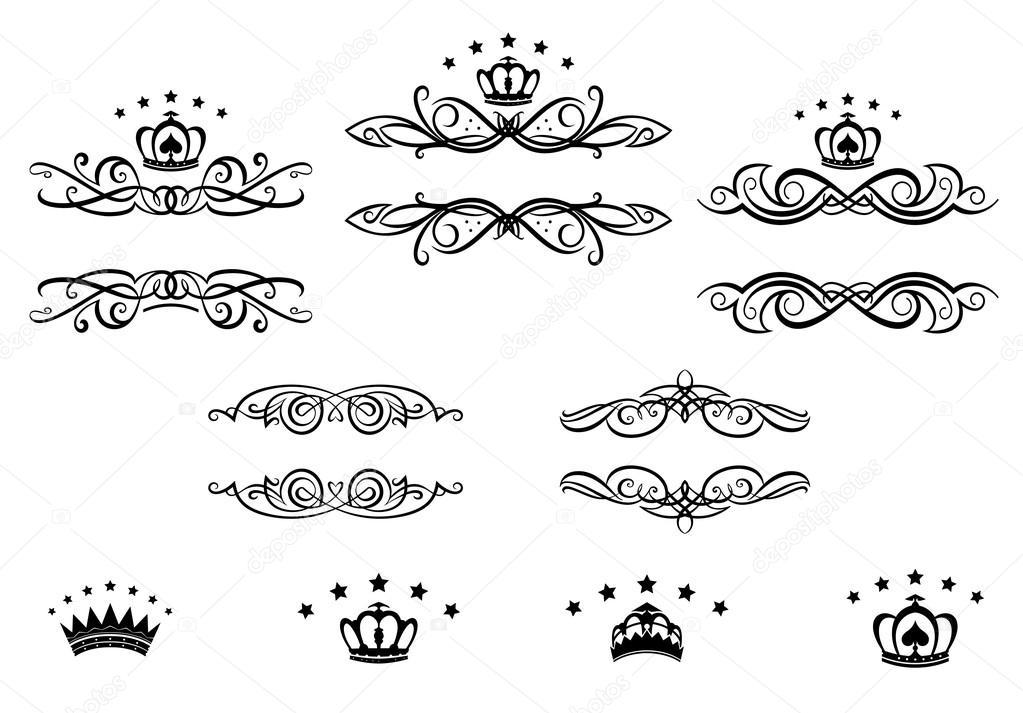 Fotos marco de coronas marcos decorativos con coronas - Marcos decorativos ...