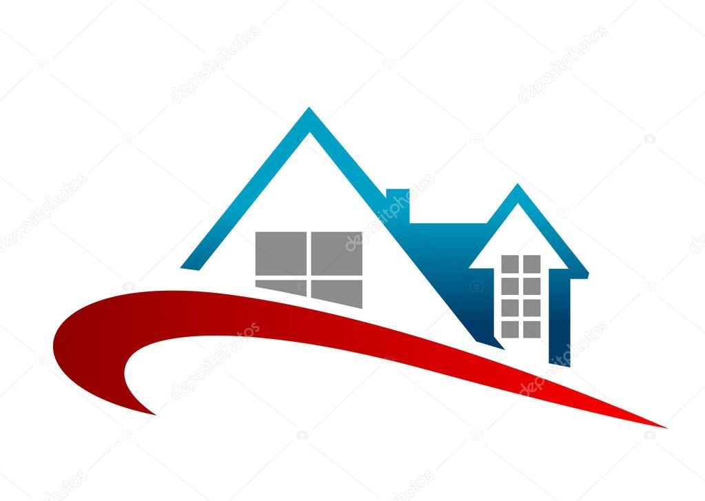 Real Estate Symbol Stock Vector Seamartini 40954401