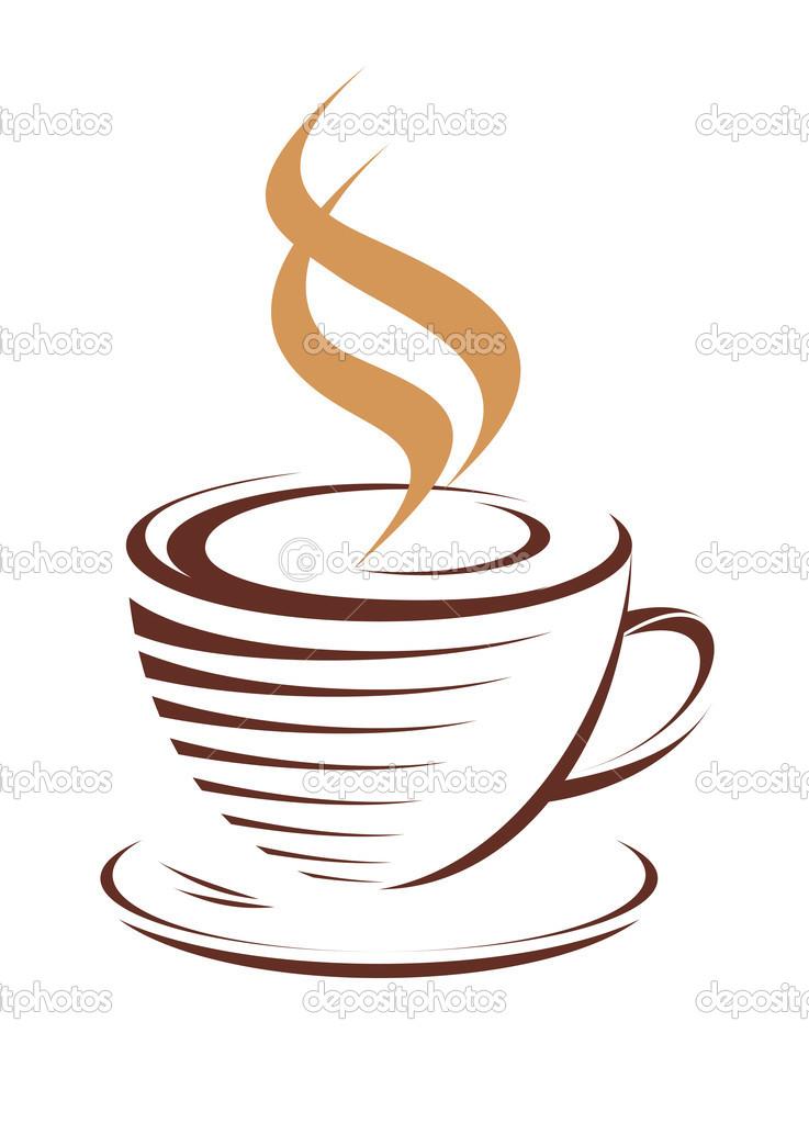 Hot Coffee Cup >> 世界杯热热气腾腾的咖啡 — 图库矢量图像© Seamartini #47501375