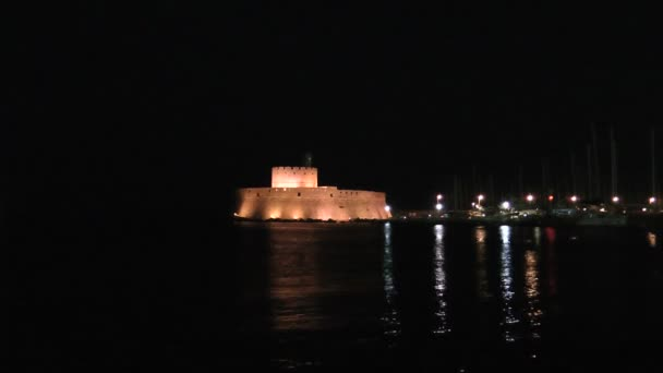 noc Rhodos fort