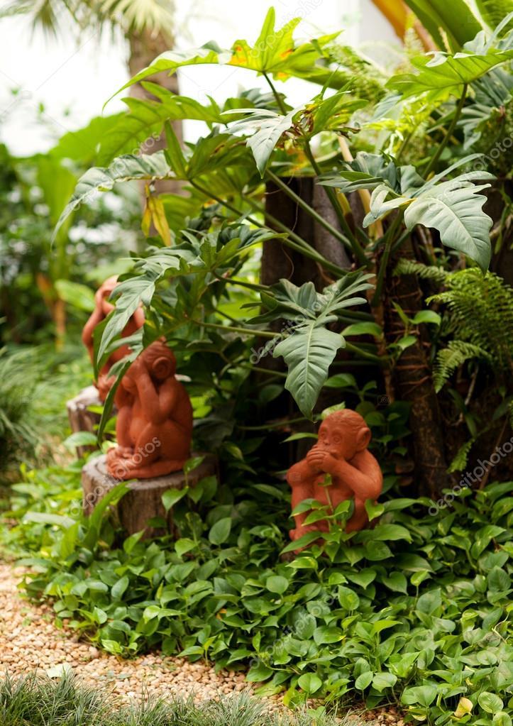 Three Wise Monkeys - monkeys that see no evil, speak no evil and hear no evil