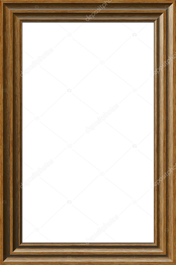 wooden frame for painting — Stock Photo © hunor83 #19313515
