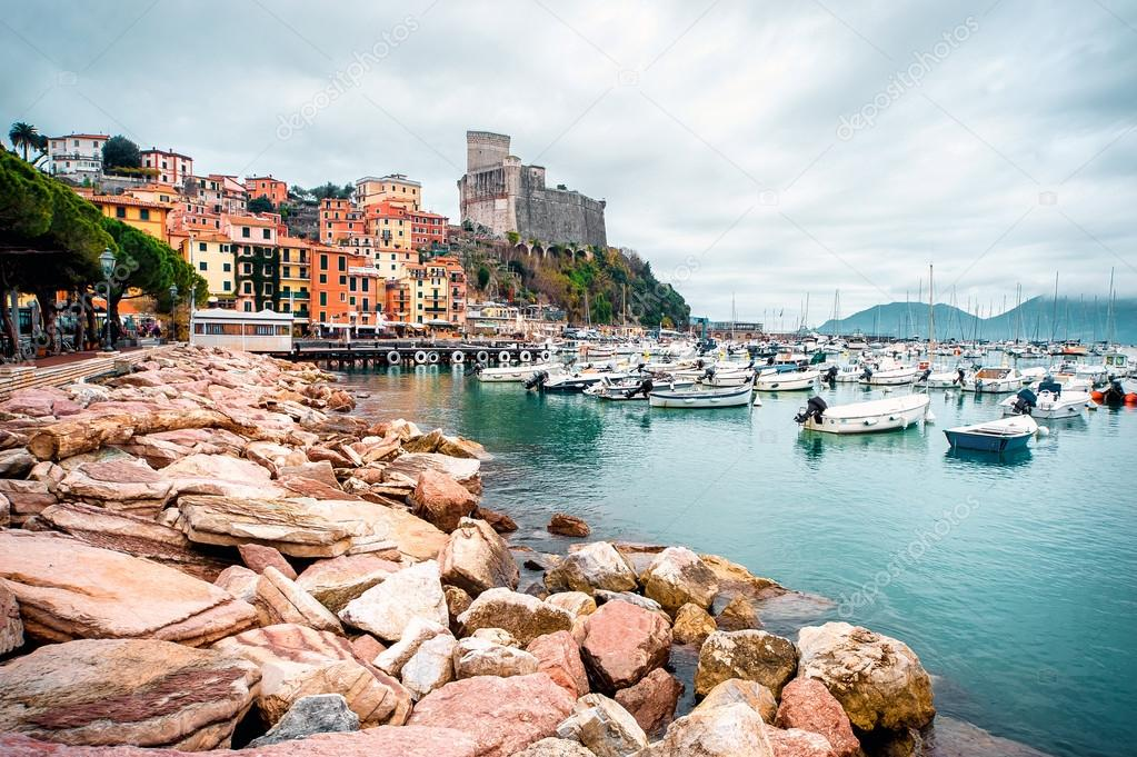 View of Porto Venere